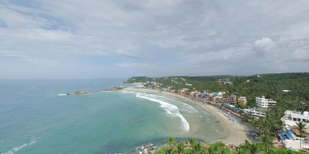 Tourist Places near Kochi-kovalam