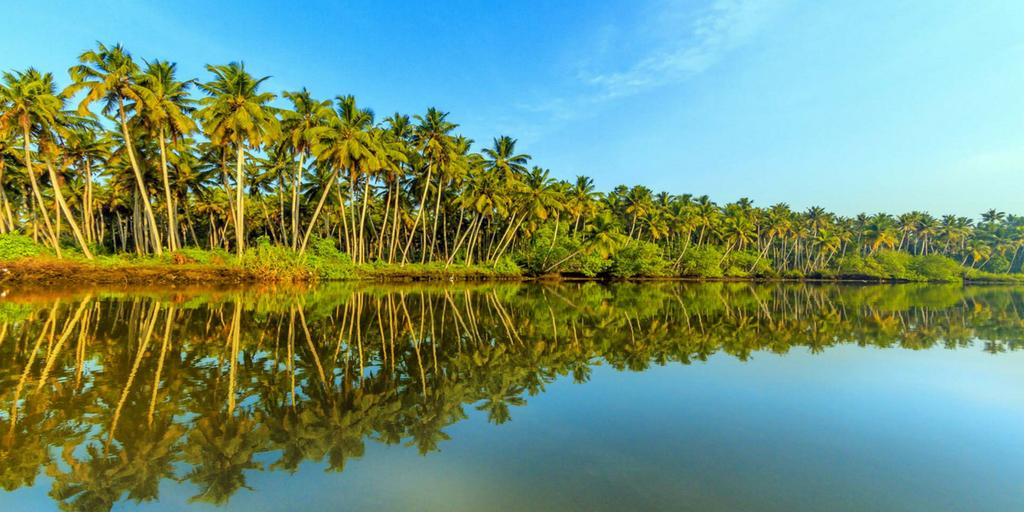 Tourist Places near Kochi-Poovar Island