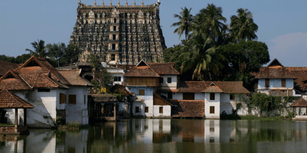 Tourist Places near Kochi-Trivandrum
