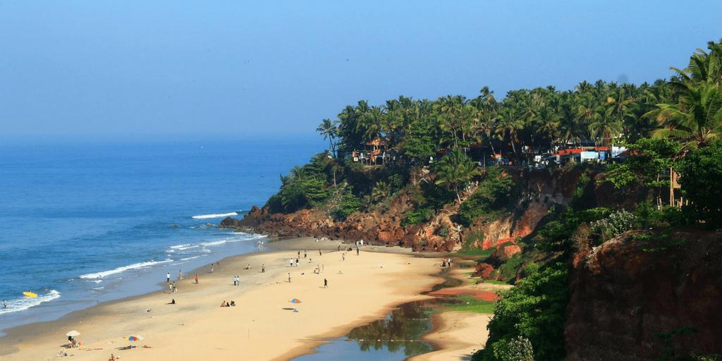 Tourist Places near Kochi-varkala