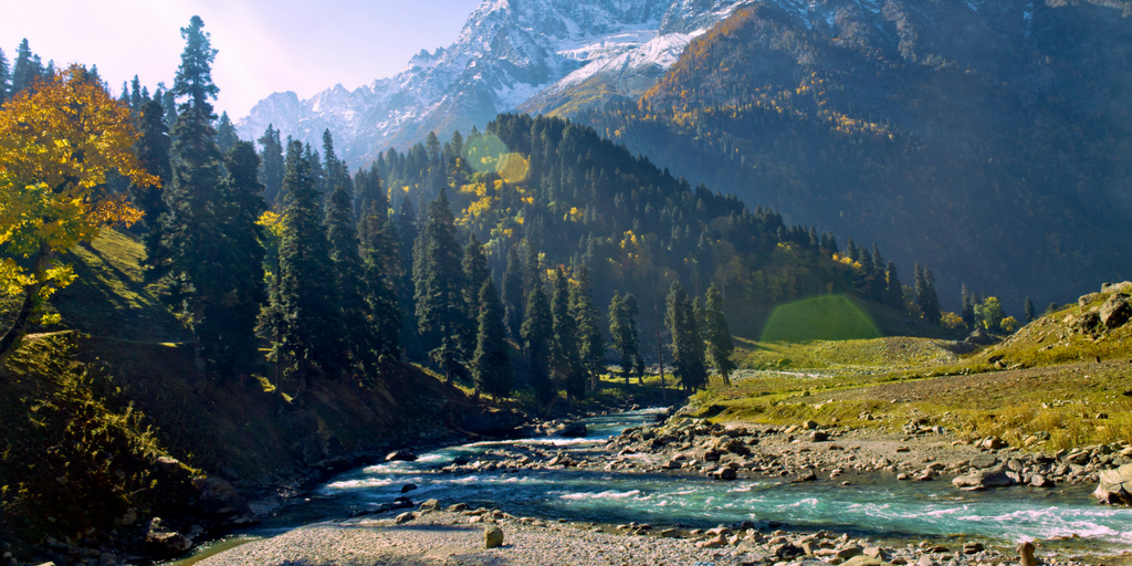 Places to visit in June-Sonamarg