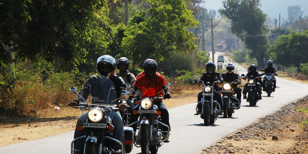 Things to do in Chandigarh-Bullet Ride