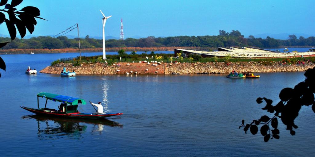 Things to do in Chandigarh-Suhana Lake
