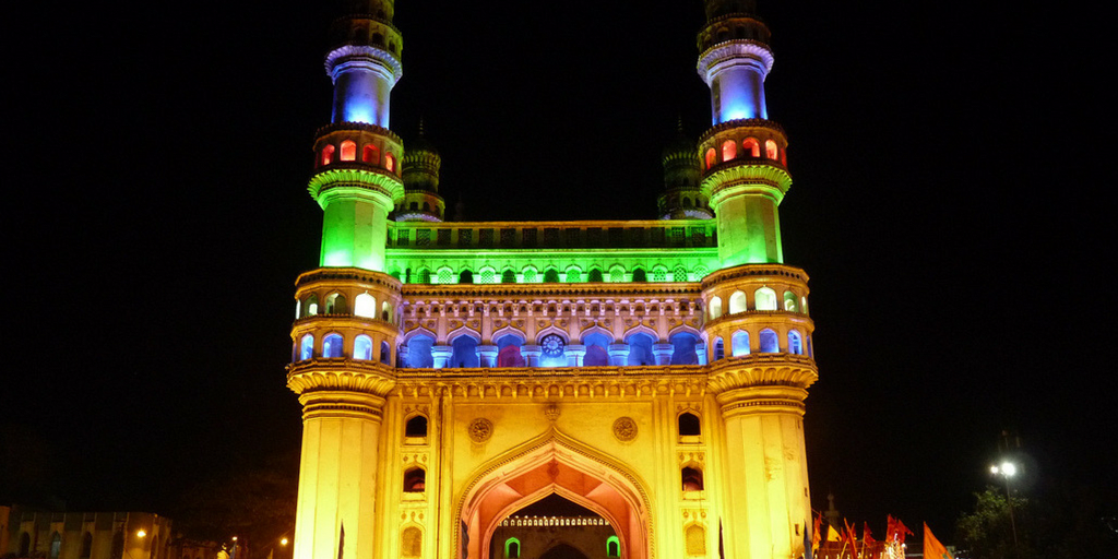 Things to do in Hyderabad-Charminar