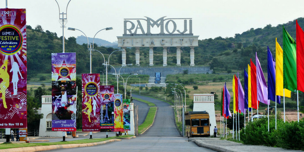 Things to do in Hyderabad-Ramoji city