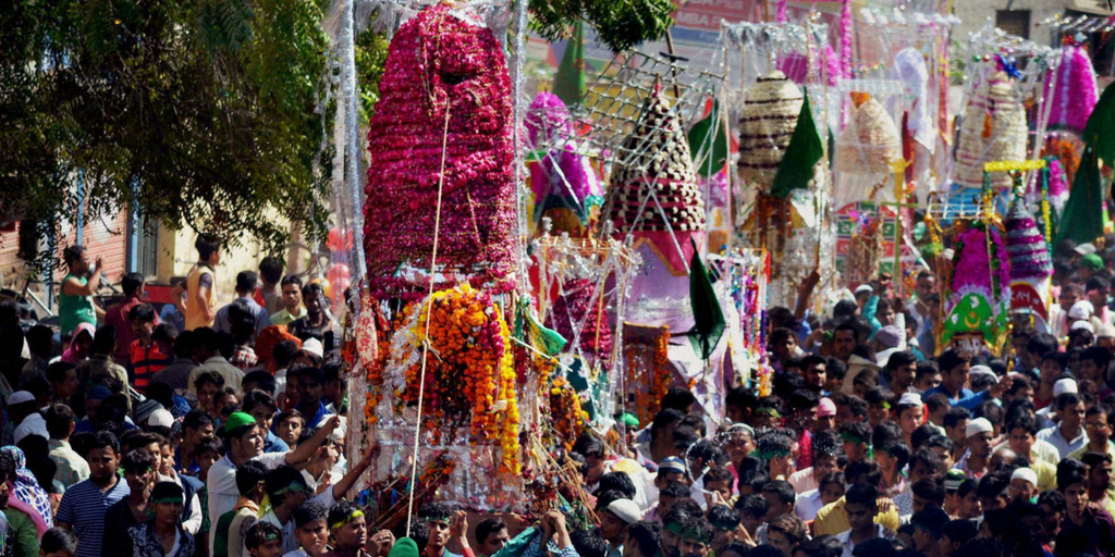 Things to do in Hyderabad-Muharram