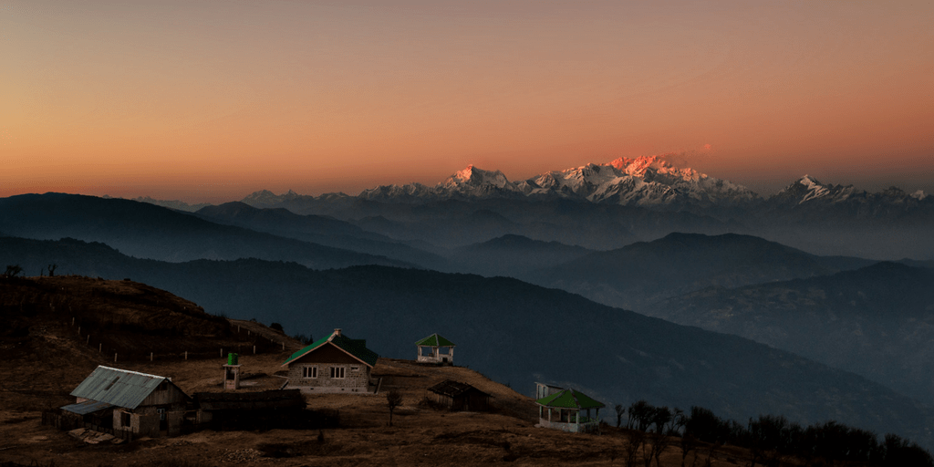 Places to visit in May in India-Sandakphu