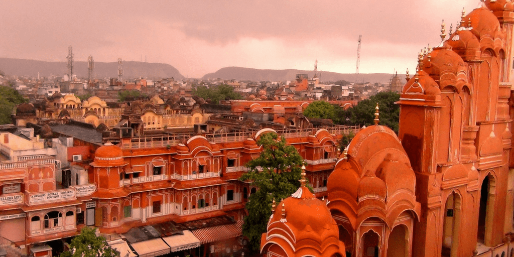 Places to visit near Delhi within 300 kms - Jaipur