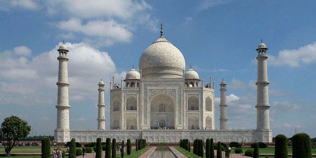 Places to visit near Delhi within 300 kms - Agra