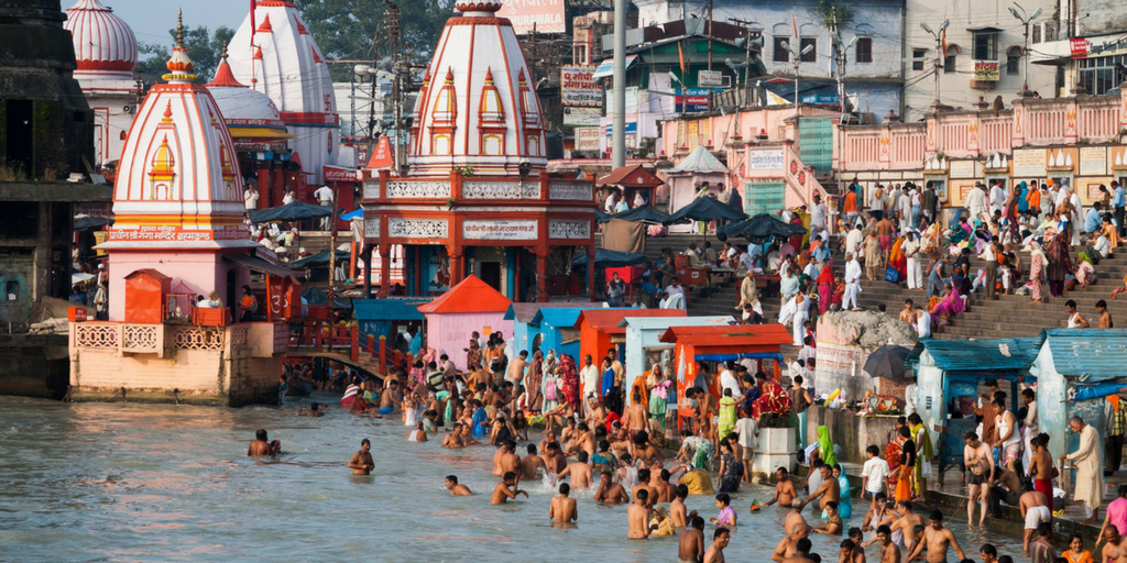 Places to visit near Delhi within 300km- Haridwar