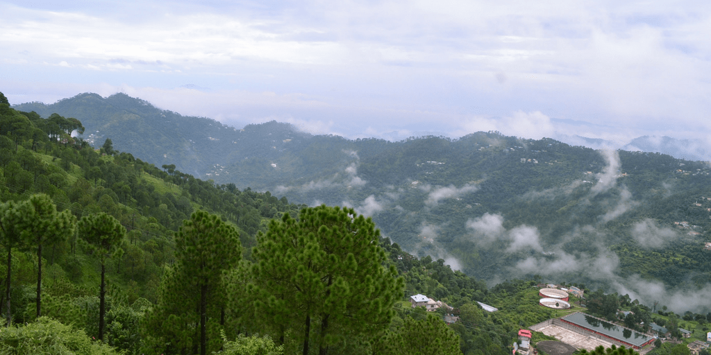 Places to visit near Delhi within 300km- Kausali
