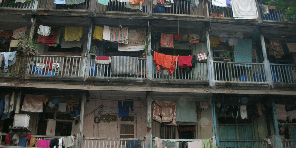 Haunted Places in mumbai-D'souza Chawl