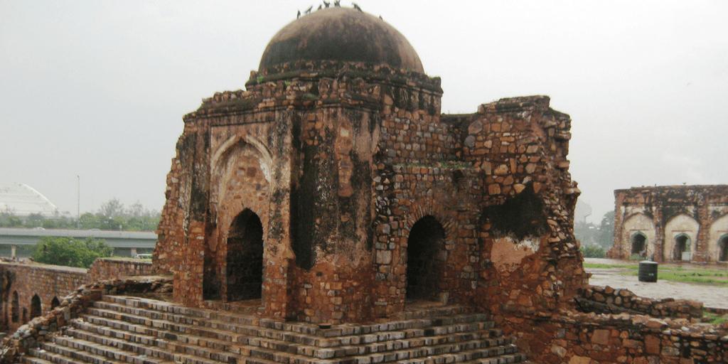 Haunted places in Delhi- Feroz Shah Kotla Fortress