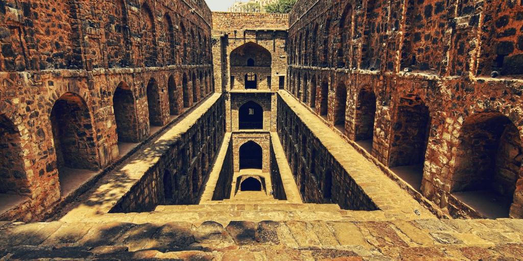 Haunted places in Delhi- Agrasen ki Baoli