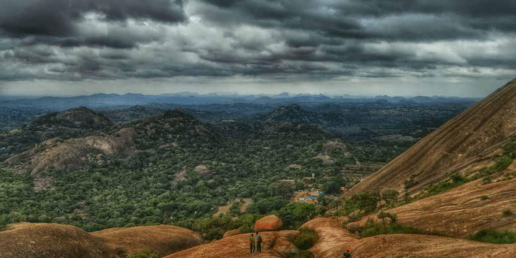 Places to visit in Bangalore in one day - Anthargange
