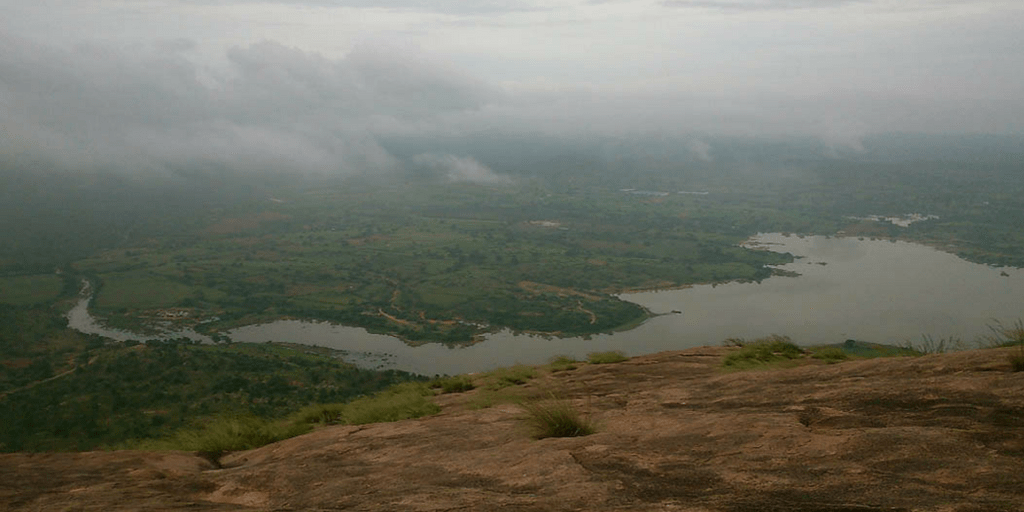 Places to visit in Bangalore in one day - Makalidurga