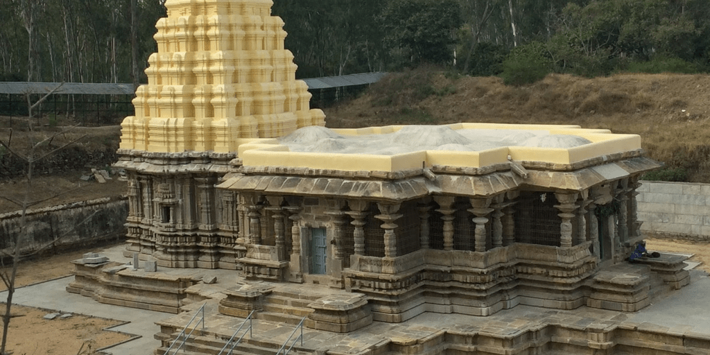 Places to visit in Bangalore in one day - Talakadu