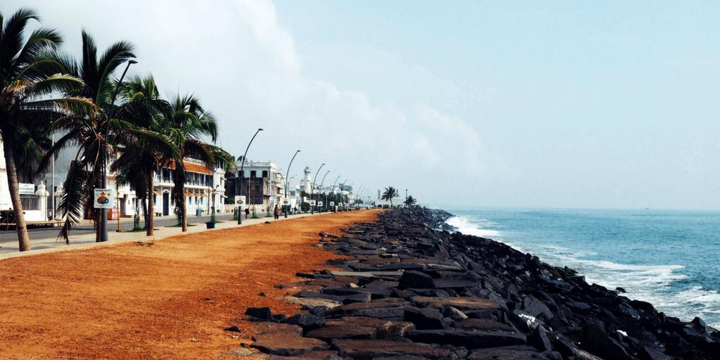Road Trips from chennai- Pondicherry