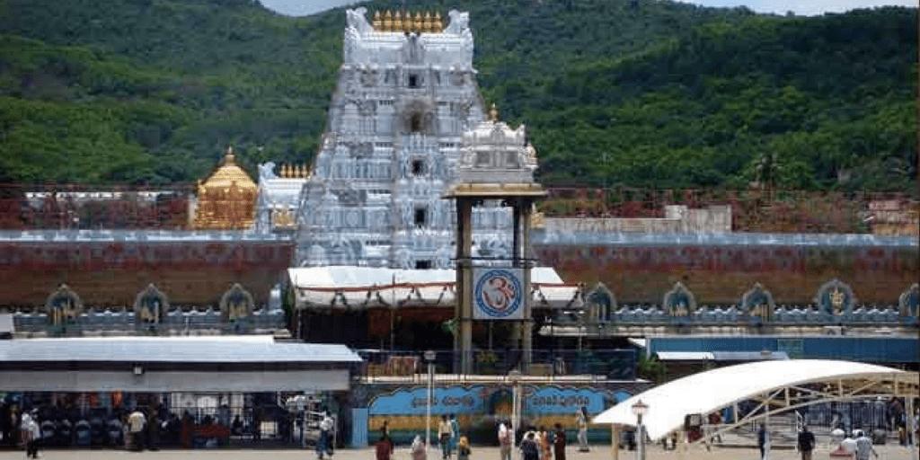 Road Trips from chennai- Tirupathi