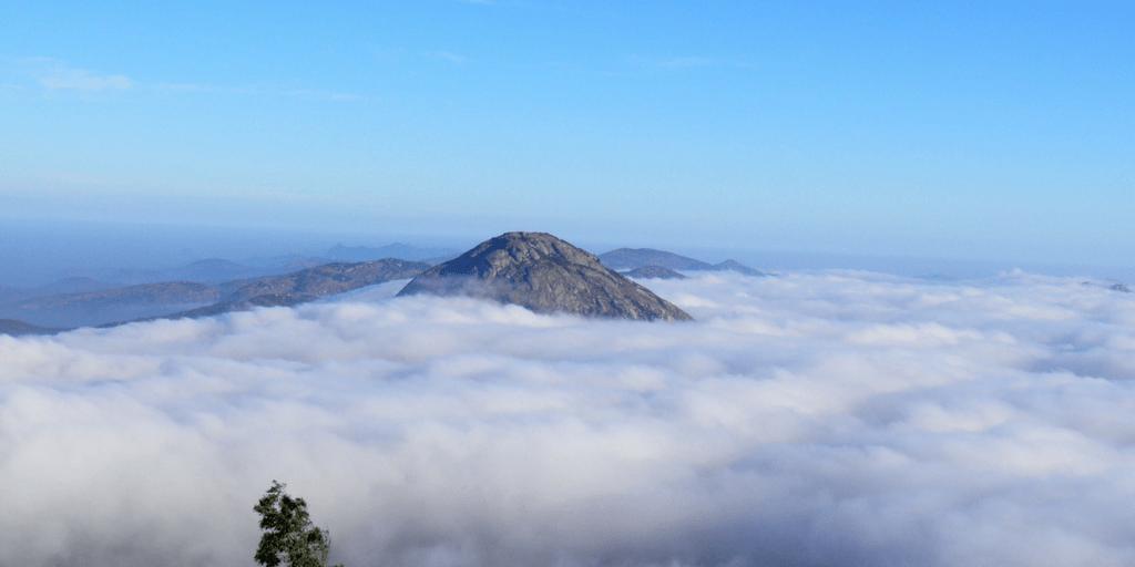 Road trips from chennai-Nandi Hills