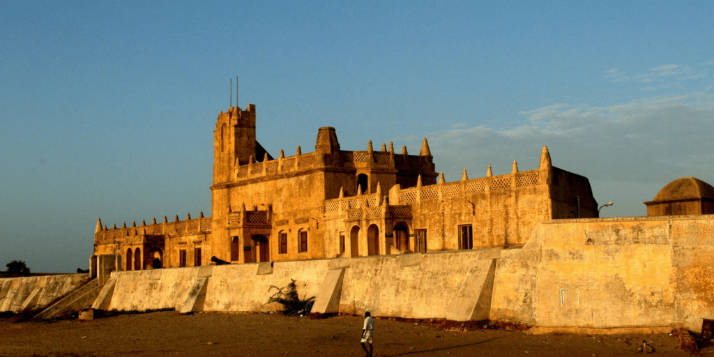 Road trips from chennai-Tranquebar