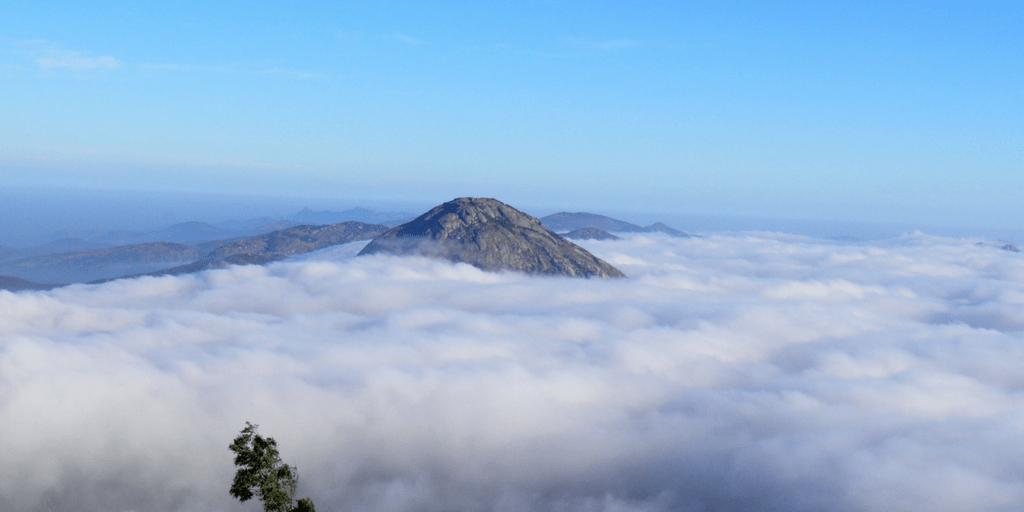Places to visit near Bangalore within 100km-Nandi hill