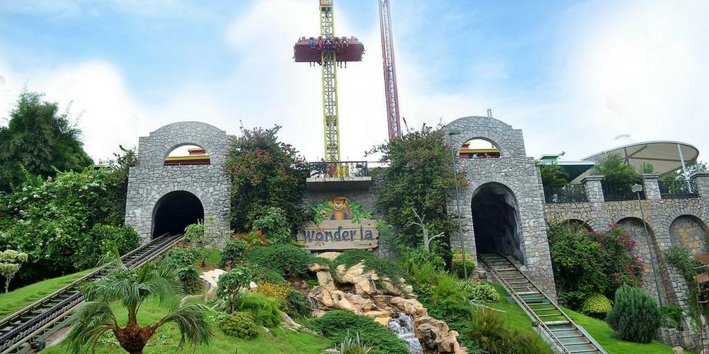 Places to visit near Bangalore within 100km-Wonderla