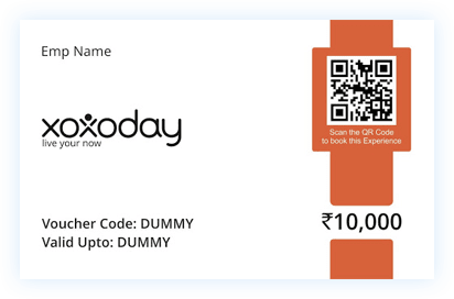 Xoxoday Gift Voucher