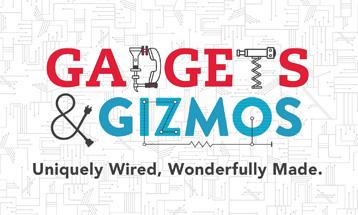 Gadgets and Gizmos E-Gift Voucher