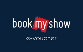 BookMyShow E Voucher