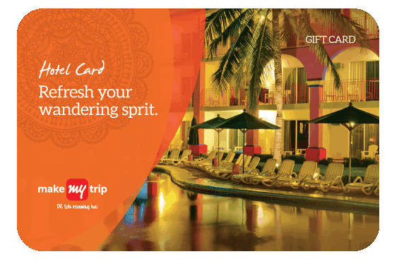 Makemytrip Hotels e-Gift Card