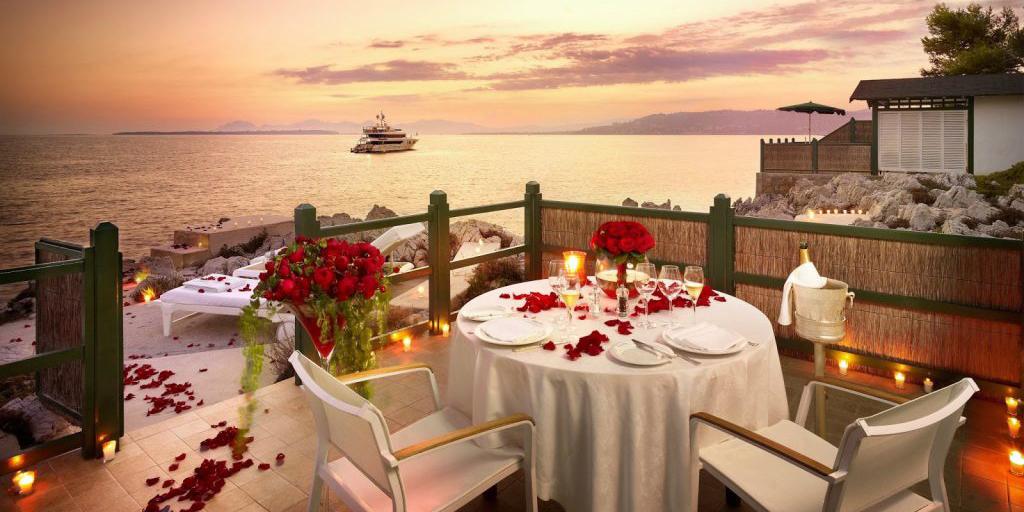 candlelight romantic dinners at indigo