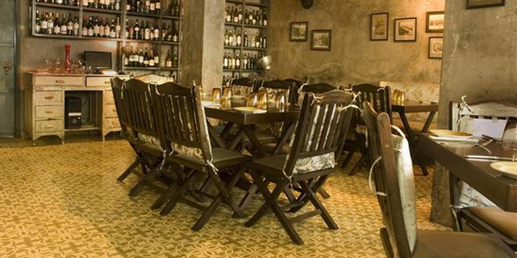 Pali Village Cafe Mumbai