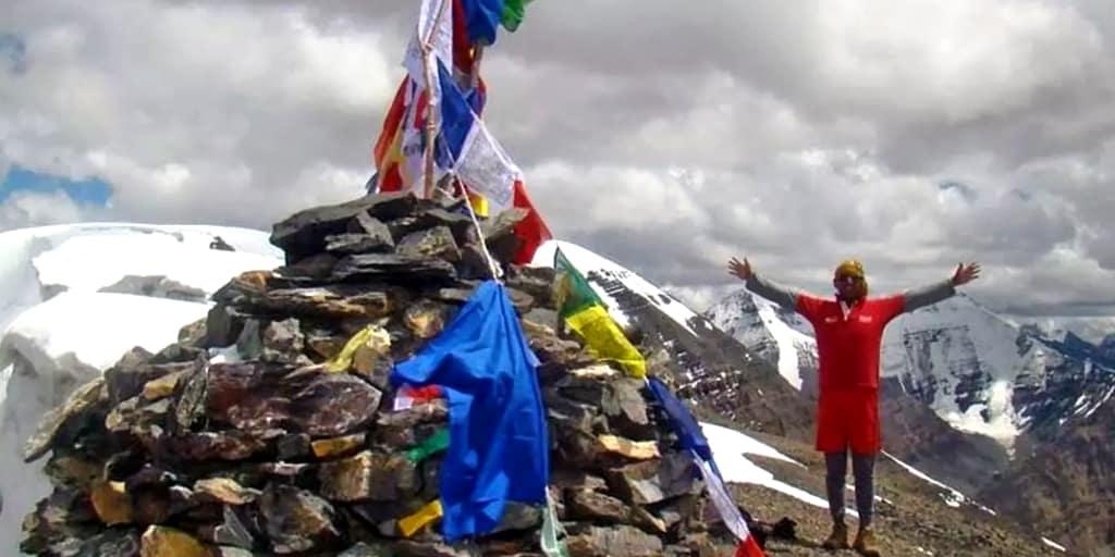 Mount Kanamo Trek- Trekking near Delhi