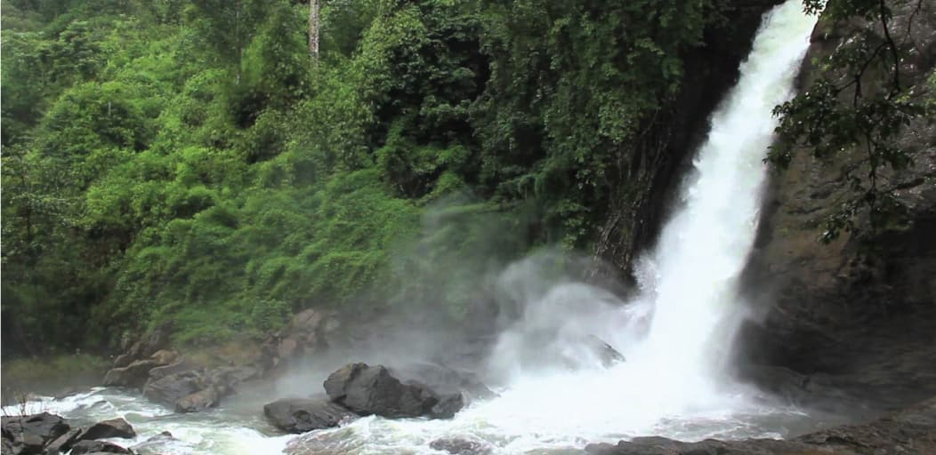 Places to visit in Wayanad in 2 Days - Chethalayam Falls