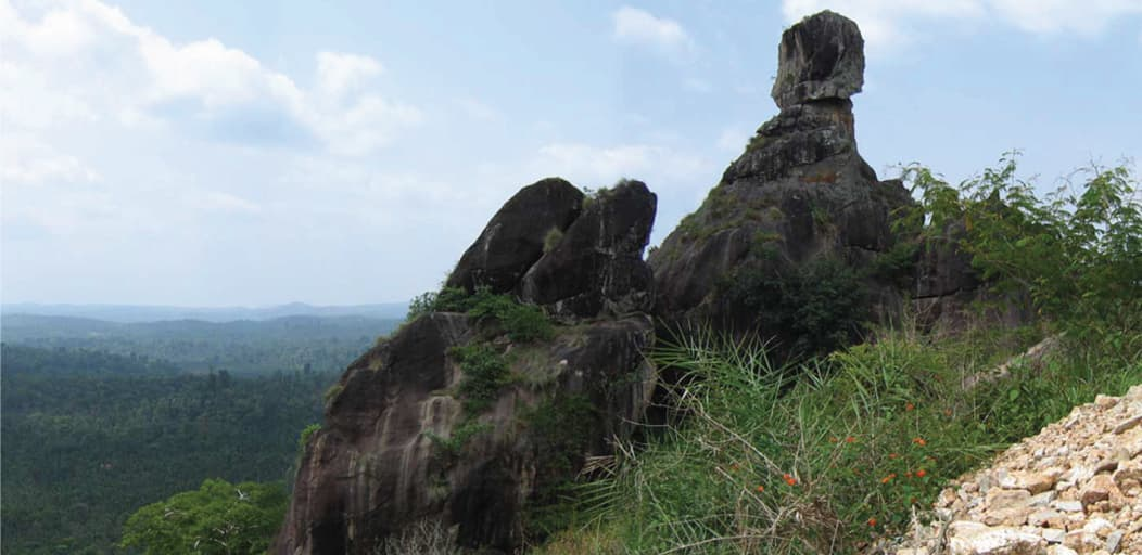 Places to visit in Wayanad in 2 Days - Cheengeri Meri