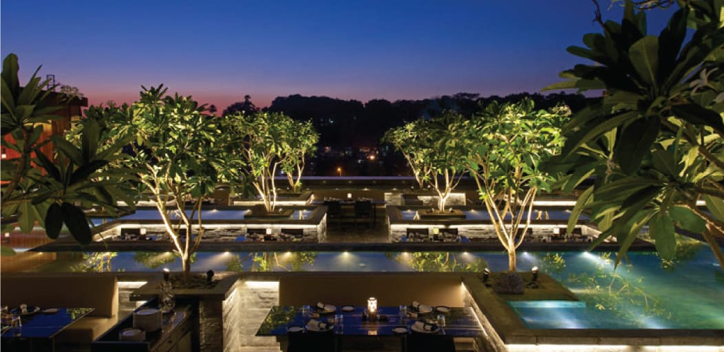 romantic restaurants in Mumbai - Skyy