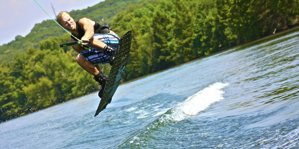 9 Best Water sports in Goa That You Must Give A Try-Wake boarding