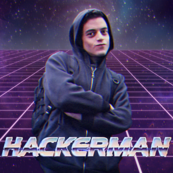 Guy Aldous the Hackerman