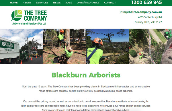 The Tree Company