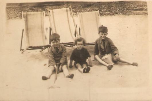 1920, Andrews Family