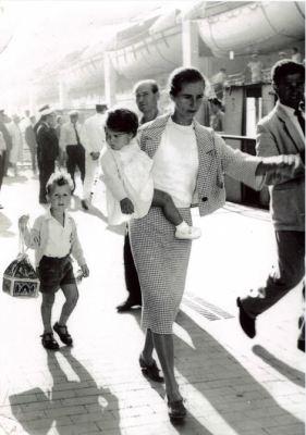 1960, Briffa Family