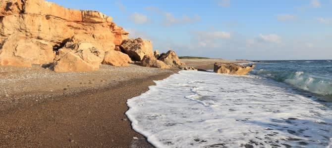 Akamas, Lara Bay, Kypr