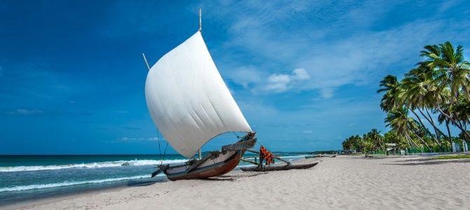 Trincomalee, pláž Nilaveli, Srí Lanka