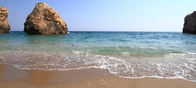 Potistika beach - ŘECKO - ideální pláž na dovolenou