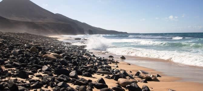 Fuerteventura, Playa de Cofete, Kanárské ostrovy