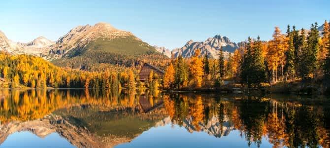 3 tipy na výlety na Slovensku, které zvládnou i méně zdatní turisté