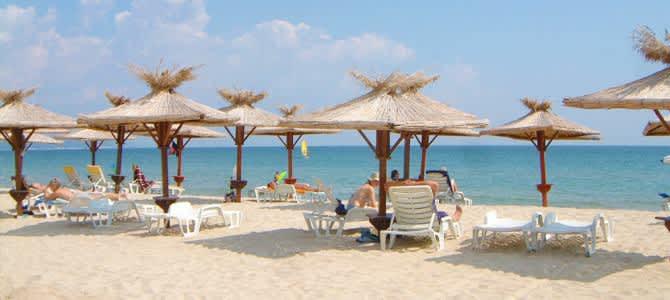Albena, Albena Beach, Bulharsko