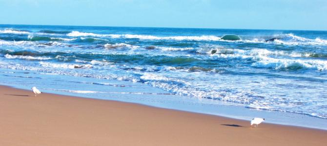 Saidia, pláž Saidia, Maroko