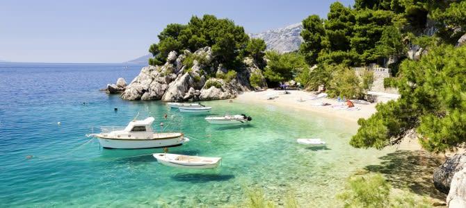 Úžasně romantická dovolená v Chorvatsku